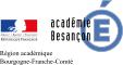 Aller sur le site de l'académie de Besançon